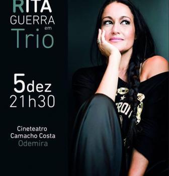 Rita Guerra em Trio