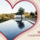 Serenos dias de São Valentim