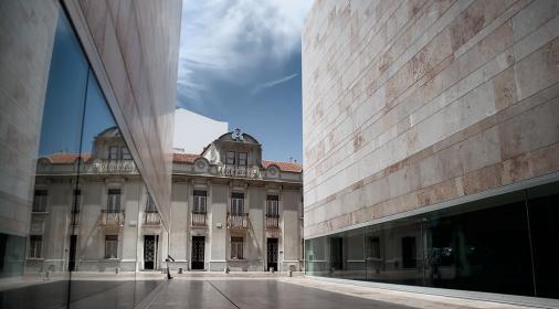 Centro de Artes de Sines