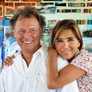 Alfredo Moreira da Silva and Mónica Belleza