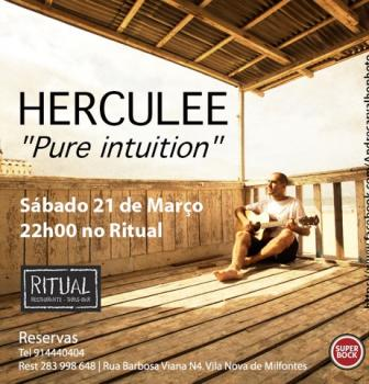 Concerto de Herculee no Ritual