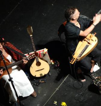 Viagem pela História da música tradicional na Naturarte