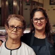 Ana Maria Rainha <br>e Sílvia João