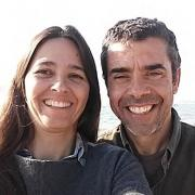 Sofia Faustino<br>e Jorge Andrade