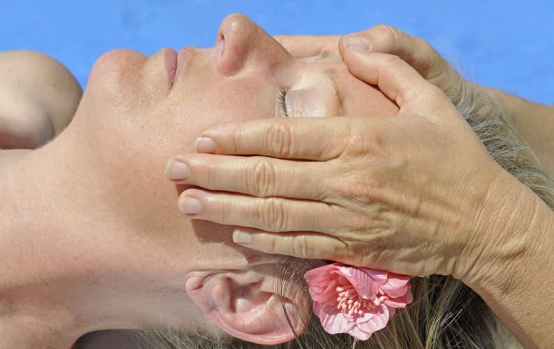 Massagem Romântica