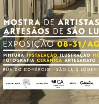 MONTRAS | Mostra de Artistas e Artesãos de São Luís