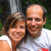 Sandra Barbedo and Arnaldo Couto
